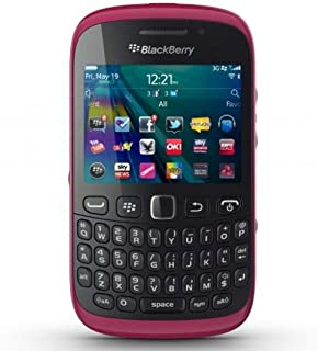 Blackberry Curve 9320-512 MB, Wifi, Pink