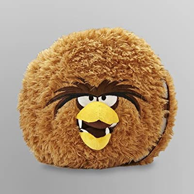 "Angry Birds Star Wars Chewbacca 12"" Plush Pillow"