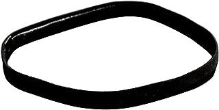 REFURBISHHOUSE 2 pzs Diadema elastica de forma de onda de plastico negra de mujer Banda de cabeza