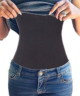حزام للنساء الخصر ملابس داخلية البطن حزام الجسم المشكل Cincher البطن السيطرة حزام التفاف ما بعد الولادة دعم التخسيس الشفاء