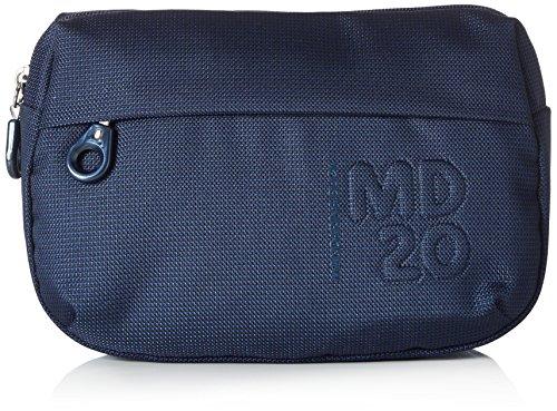 Mandarina Duck Damen Md20 Minuteria Taschenorganizer, Blau (Dress Blue), 7.5x14x21.5 cm