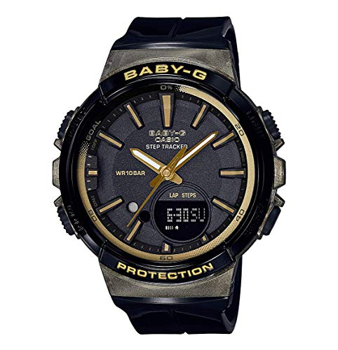 Casio Baby-G Damen-Armbanduhr BGS-100GS-1AER
