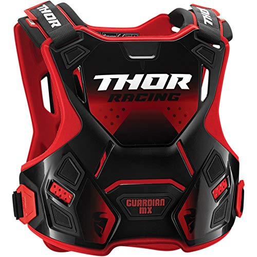 M//L Thor Brustpanzer Guardian Roost Deflector Schwarz Gr