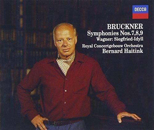 Bruckner:Symphony No.7/8/9