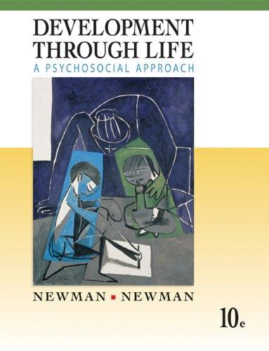 Study Guide for Development Through Life: A Psychosocial Approach