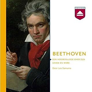 Beethoven: Een hoorcollege over zijn leven en werk Titelbild
