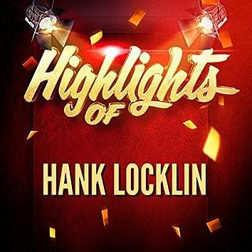 Highlights of Hank Locklin