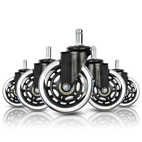 Houseables Office Chair Wheels