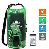 HEETA Waterproof Dry Bag for Women Men, Roll Top...