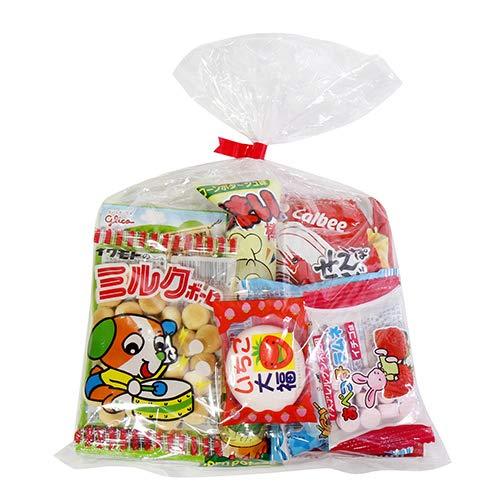 215円 お菓子袋詰め 詰め合わせ(Aセット) 駄菓子 おかしのマーチ