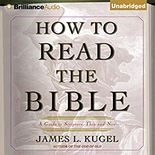 How to Read the Bible audiobook cover art