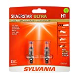 SYLVANIA - H1 SilverStar Ultra - High Performance...