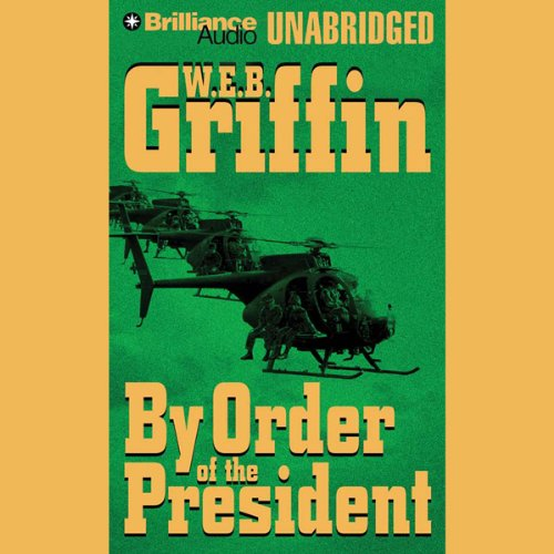 By Order of the President audiobook cover art