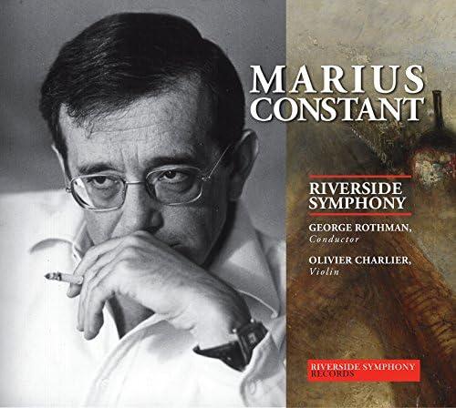Olivier Charlier, Riverside Symphony & George Rothman