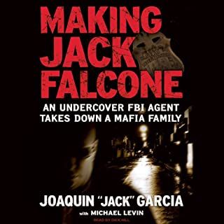 Making Jack Falcone cover art