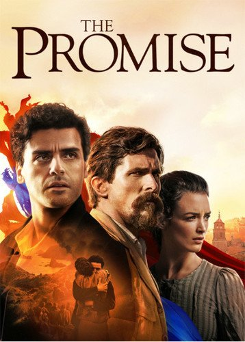 The Promise (2017) [DVD]