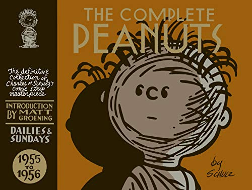 The Complete Peanuts 1955-1956 : Vol. 3