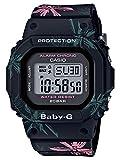 Casio International Edition Baby-G Summer Flower Pattern Black BGD560CF-1