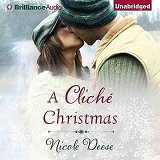 A Cliché Christmas audiobook cover art