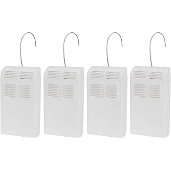2x Humidifier Radiator Hanging Dry Air Water Humidity Control Moisture Set