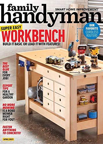 Best woodworking magazine - Family Handyman
