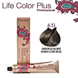 FarmaVita Life Color Plus Haarfarbe 100ml 6.13 Dunkelblond Beige