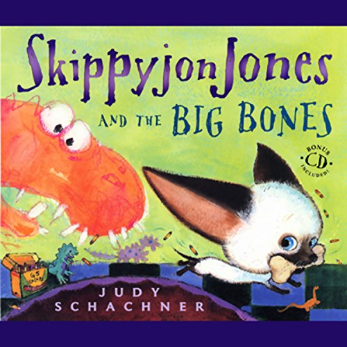 Skippyjon Jones and the Big Bones cover art