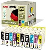 10 XL TONER EXPERTE® LC1000 LC970 Druckerpatronen...