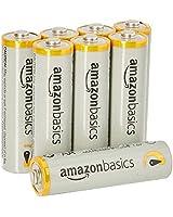AmazonBasics AA 1.5 Volt Perfo...