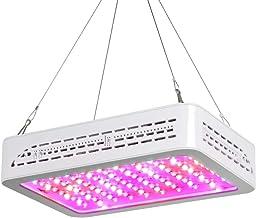 Olibelle COB LED Lampe Horticole Floraison 1500W Lampe de Croissance Plante Dimmable de la Lumi/ère Spectre Complet pour Int/érieur Plantes Fleurs et L/égumes 1500w Bleu
