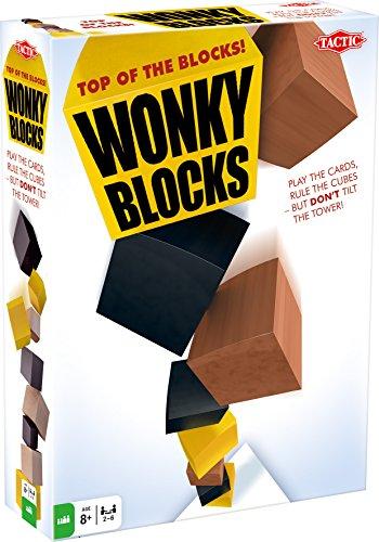 Tactic Games - Wonky Blocks, Gioco di abilità