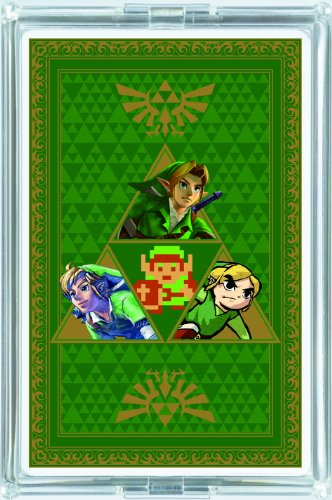 The Legend of Zelda - Playing Cards