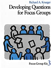 Best developing questions for focus groups Reviews