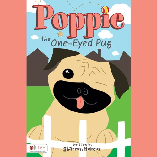 Poppie the One-Eyed Pug copertina