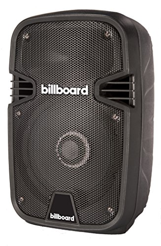 Billboard Party Starter Bluetooth Powered Speaker Huge Sound -...