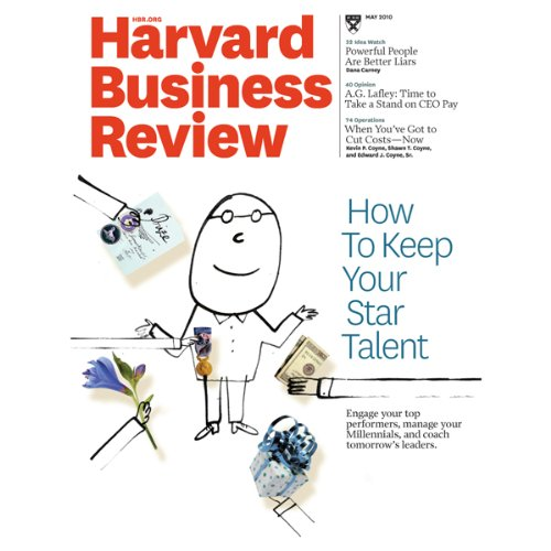 Harvard Business Review, May 2010 audiobook cover art