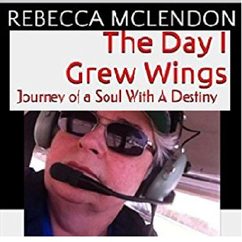 The Day I Grew Wings audiobook cover art