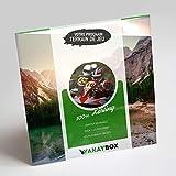 Yakaybox - Caja de regalo 100% Karting – Pilotaje sobre circuito para 1 o 2 personas – Caja idea original para hombre y mujer – Carrera entre amigos