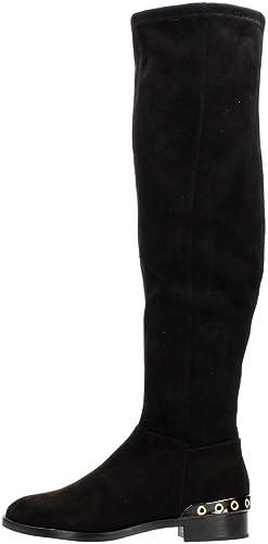CafèNoir LLB911 Bottes Bottes Bottes Femme noir 37 d87