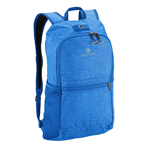 Eagle Creek Packable Daypack Mochila Tipo Casual, 45 cm, 13 litros, Blue Sea
