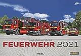 Feuerwehr 2021: Die spektakulärsten Einsatzfahrzeuge