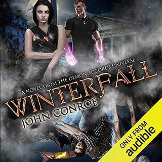 Winterfall cover art