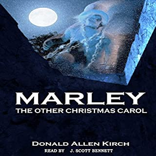 Marley - The Other Christmas Carol audiobook cover art