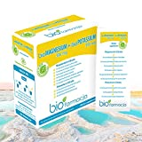 Citrato de magnesio natural + citrato de potasio del mar muerto | Magnesio en polvo 300 mg + Potasio...