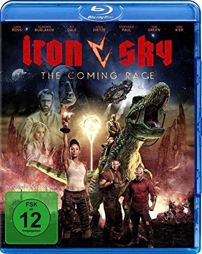 Iron Sky - The Coming Race [Blu-ray]