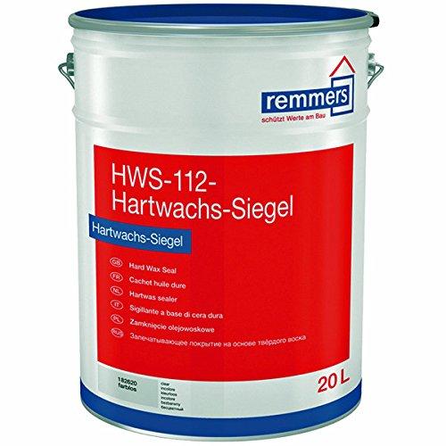 Remmers HWS-112-Hartwachs-Siegel, SONDERTON - 1 Liter