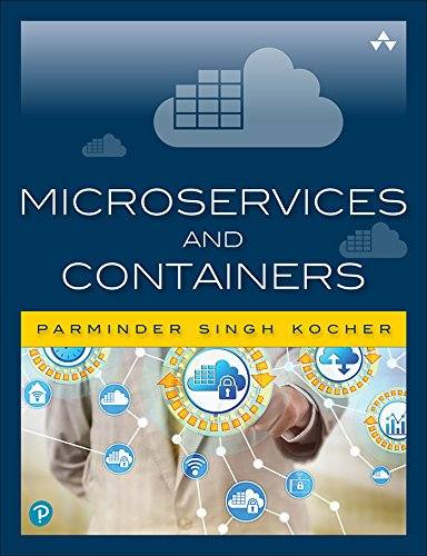 Download Microservices And Containers (English Edition) 