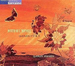 Ropartz: Les Quatuors, Vol. 1- Quartets Nos. 2 and 3