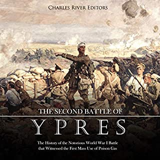 The Second Battle of Ypres audiobook cover art