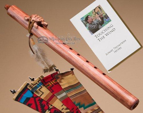 Jonah Thompson Flute Pack -Walnut Turtle